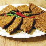 طرز تهیه کوکوی لوبیا سبز تبریزی یک غذای سنتی