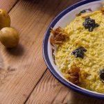 طرز تهیه آبگوشت بزقرمه غذای محلی کرمان