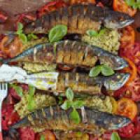 طرز تهیه ماهی ماکرل یک غذای مقوی و خوشمزه