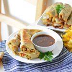 طرز تهیه بورک مرغ با خمیر یوفکا یکی از غذاهایی خشمزه ترکیه ای