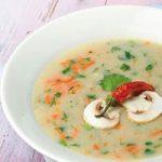 سوپ سفید پرطرفدارترین سوپ مجلسی