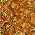 طرز تهیه باقلوا یزدی خانگی و خوشمزه