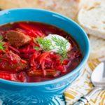 طرز تهیه خورش لبو روسی خوش رنگ و لعاب