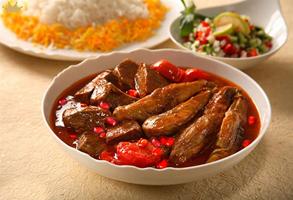 طرز تهیه خورش انار و بادمجان مخصوص شب یلدا