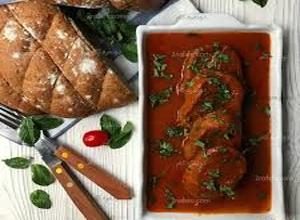 طرز تهیه خوراک زبان یکی از لذیذ ترین غذاهای گوشتی