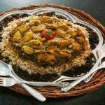 طرز تهیه رشته پلو با مرغ غذای سنتی ایرانی