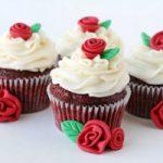 طرز تهیه کاپ کیک «ردولوتِ عاشقانه»