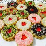 طرز تهیه شیرینی آلمانی یا شیرینی مشهدی
