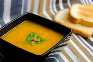 طرز تهیه سوپ پرتقال یک سوپ خوشمزه زمستانی