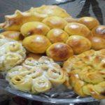 شیرینی خرمایی یک شیرینی خوشمزه نوروزی