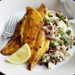 شور ماهی پلو شام خوشمزه شب عید بوشهریها