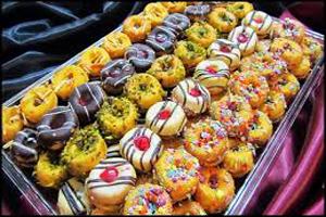 طرز تهیه انواع شیرینیهای خانگی خوشمزه مخصوص عید