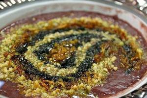یخمه ترش غذای محلی و مقوی اصفهانیها