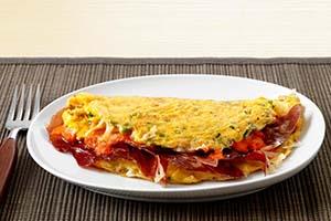 املت اسپانیایی یک صبحانه کامل و مقوی برای روزهای تعطیل