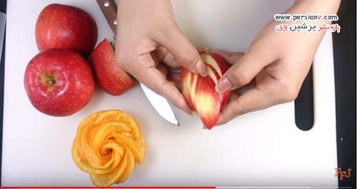 تزئین میوه شب یلدا