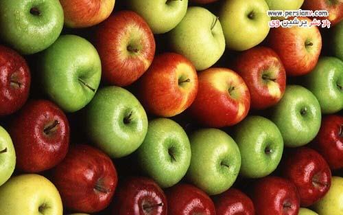 تشخیص میوه های طبیعی