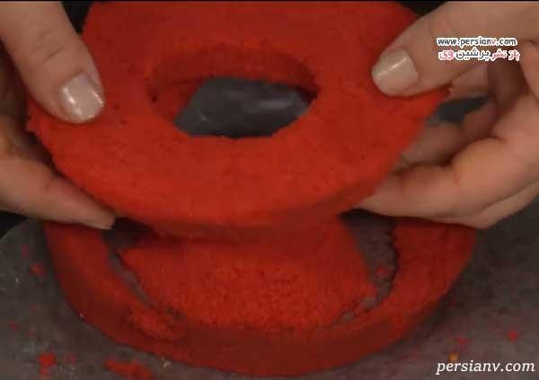 تزیین کیک سورپزایر