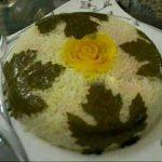 ایده هایی زیبا برای تزیین ته دیگ برنج