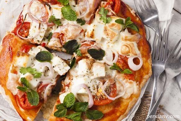 ۱۱ اشتباه هنگام پخت پیتزا در خانه که پیتزای خوب نمی شود