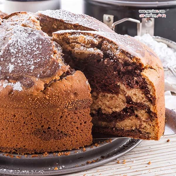 اشتباهات پخت کیک