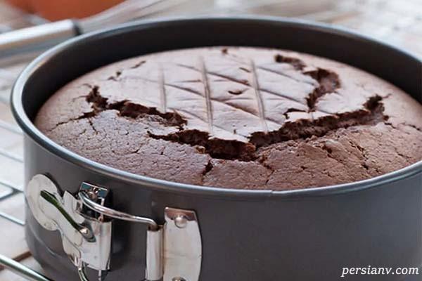 اشتباهات و مشکلات رایج در پخت کیک خانگی