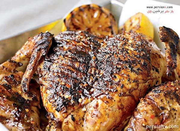اشباهات پخت مرغ