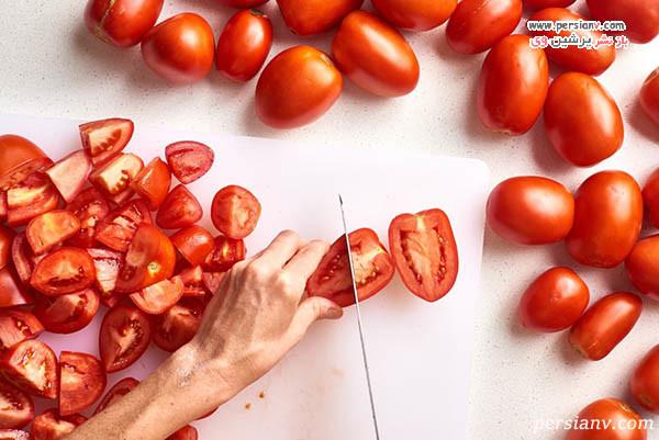 ترفند تهیه رب گوجه