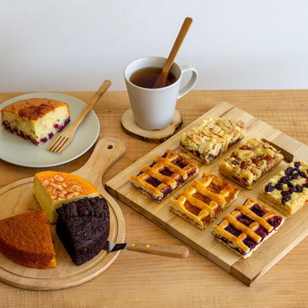 منوی متنوع و هیجانانگیز کیک و شیرینی