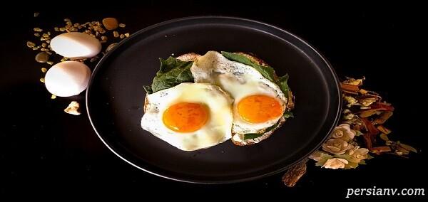 دلایلی که به شما خواهد گفت چرا تخم مرغ سالم ترین غذای دنیاست!