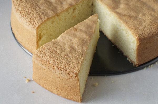 دستور و طرز تهیه کیک ساده اسفنجی با پف زیاد و وانیل