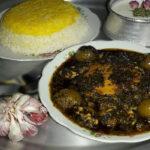 خورش شوید آلو ، یک غذای خوشمزه و معروف شمالی با طعمی بی نظیر