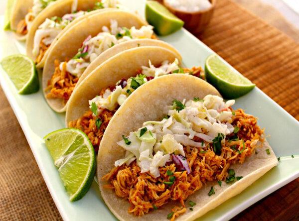 پیش غذای مکزیکی