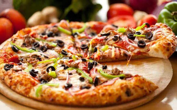 پیتزای «پمینا»ی فوری با طعم همه چیز