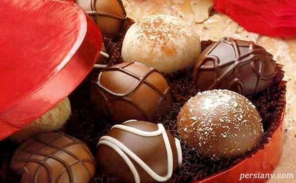 شکلات مخصوص عید نوروز