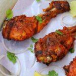 طرز تهیه مرغ تنوری هندی