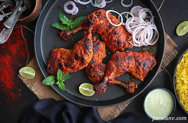 مرغ تنوری هندی