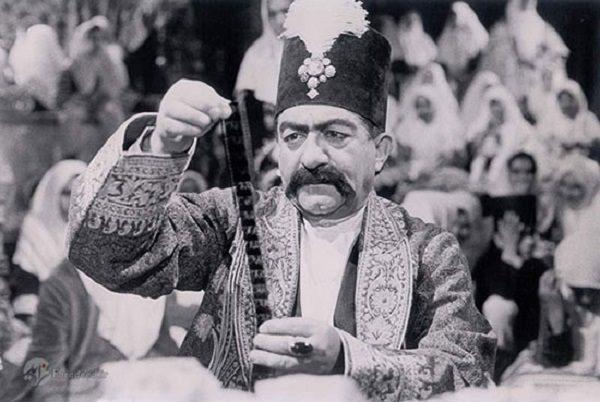 بیوگرافی عزت الله انتظامی