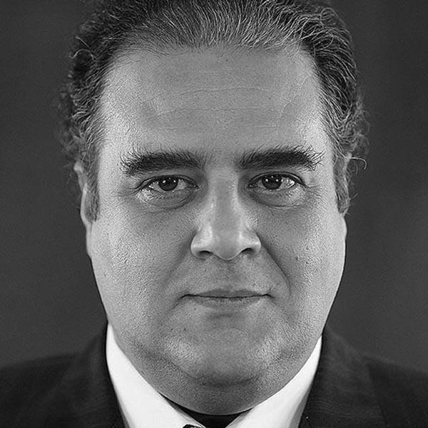هومن برقنورد بازیگر ایرانی