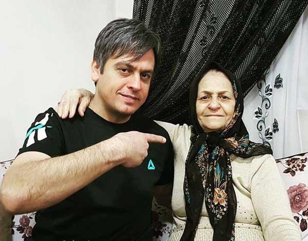 بیوگرافی رضا شاهرودی