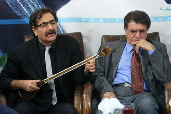 بیوگرافی شهرام ناظری