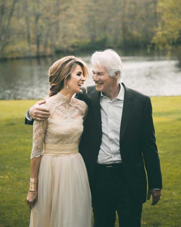 ازدواج ریچارد گی یر