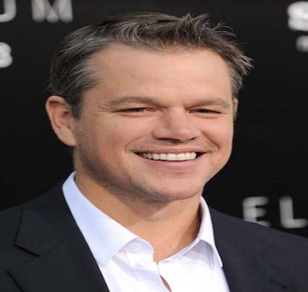 مت دیمون (Matt Damon) بازیگر،نویسنده،کارگردان امریکایی