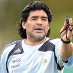 بیوگرافی دیگو مارادونا (بهترین فوتبالیست جهان )