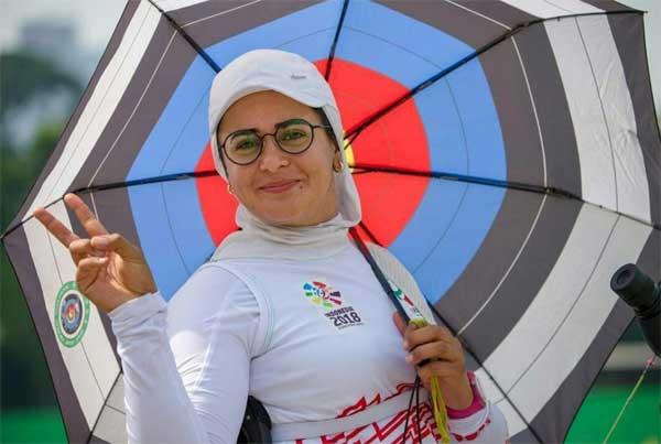 بیوگرافی زهرا نعمتی ( قهرمان تیراندازی با کمان )