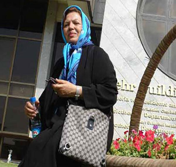 بانوی آواز ایران