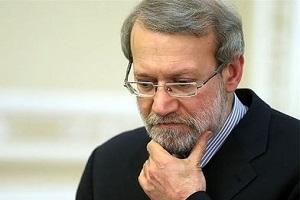 لاریجانی: با دنیا قهر نیستیم
