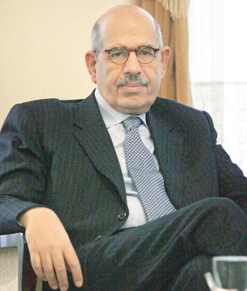 بیوگرافی کامل محمد البرادعی ( سیاستمدار مصری ) +عکس های جدید ایشان