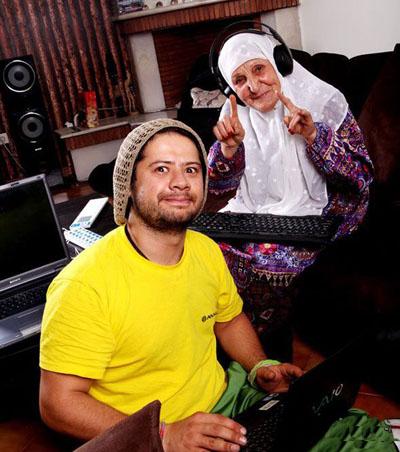 بیوگرافی کامل علی صادقی +عکس های جدید ایشان