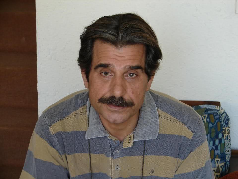 بیوگرافی عزت الله مهرآوران