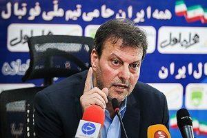 بیوگرافی کامل علیرضا اسدی (دبیرکل سابق فدراسیون فوتبال)